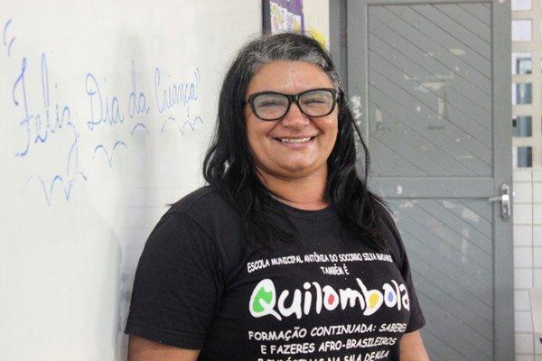 Escola quilombola dia do professor